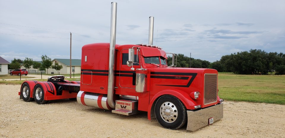 American Eagle Exhaust Stephenville Texas - Stainless Steel Truck Exhaust Tall Straight Cut 11