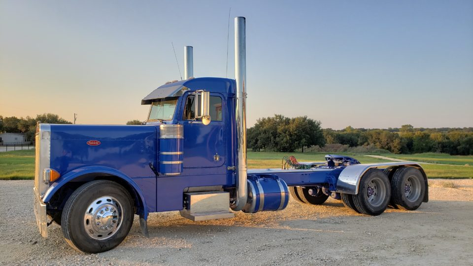 American Eagle Exhaust Stephenville Texas - Stainless Steel Truck Exhaust Tall Straight Cut 10