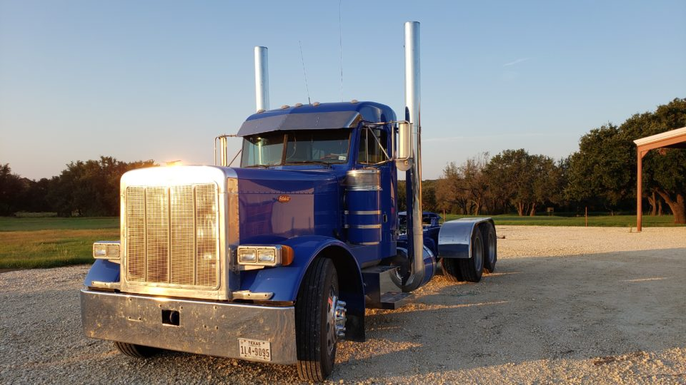 American Eagle Exhaust Stephenville Texas - Stainless Steel Truck Exhaust Tall Straight Cut 9