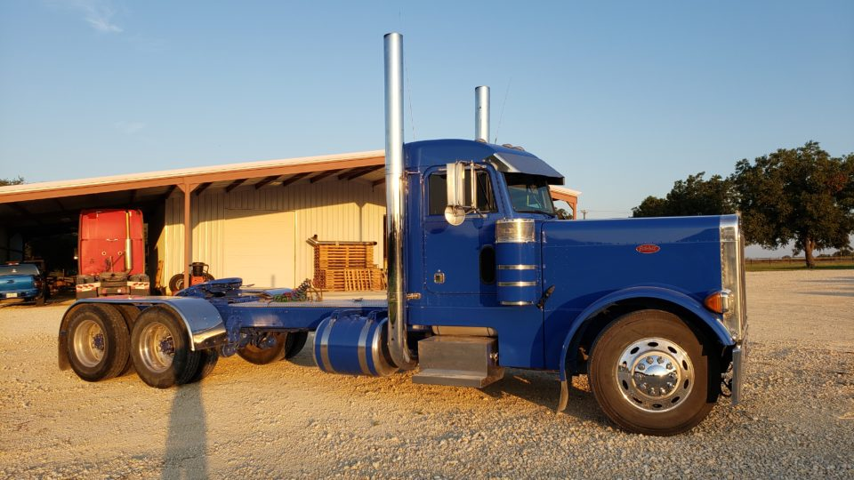 American Eagle Exhaust Stephenville Texas - Stainless Steel Truck Exhaust Tall Straight Cut 8