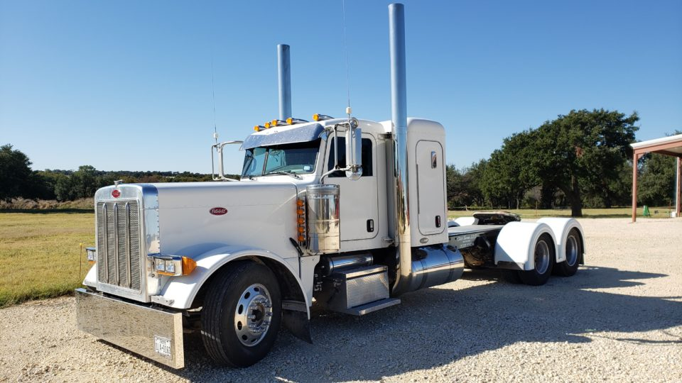 American Eagle Exhaust Stephenville Texas - Stainless Steel Truck Exhaust Tall Straight Cut 7