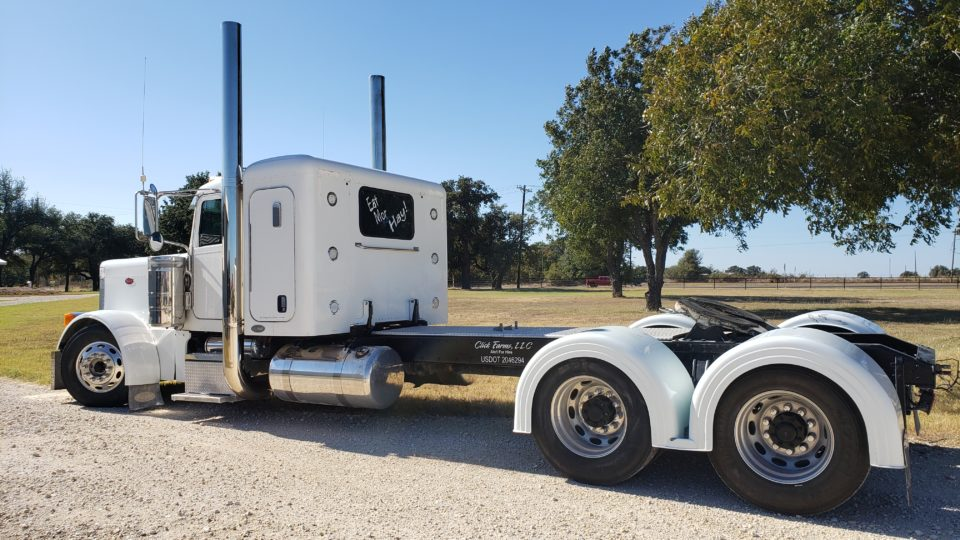 American Eagle Exhaust Stephenville Texas - Stainless Steel Truck Exhaust Tall Straight Cut 6