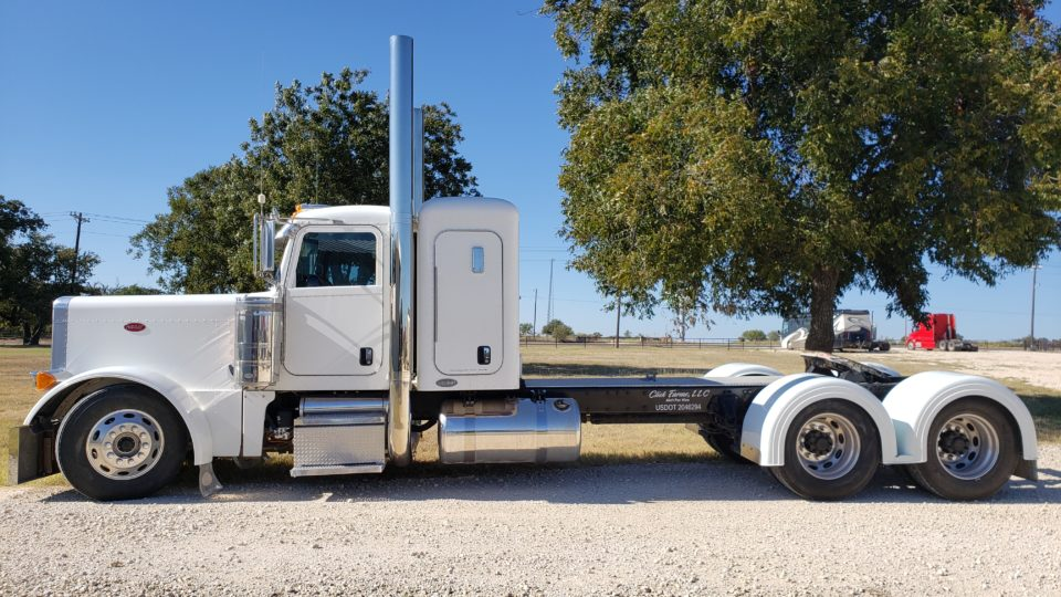 American Eagle Exhaust Stephenville Texas - Stainless Steel Truck Exhaust Tall Straight Cut 5