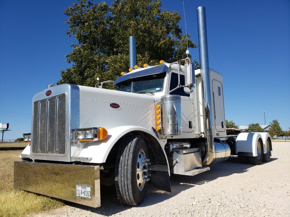 American Eagle Exhaust Stephenville Texas - Stainless Steel Truck Exhaust Tall Straight Cut 4