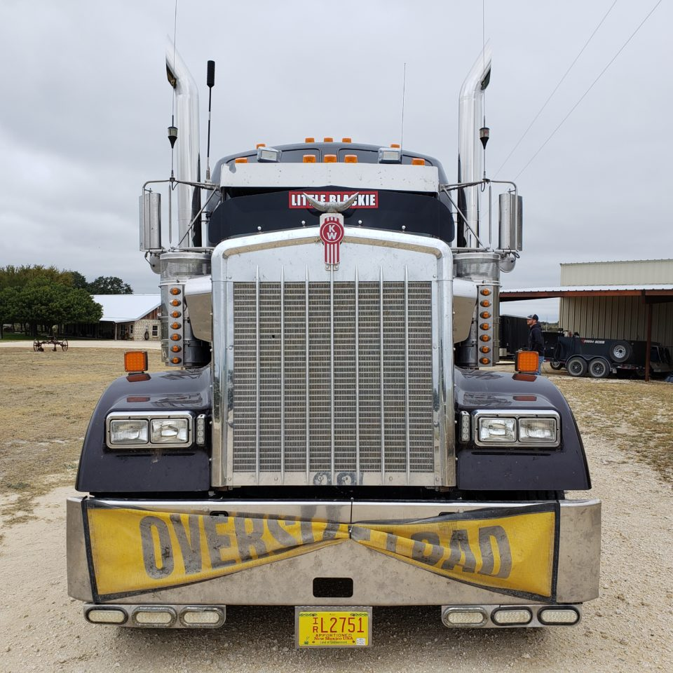 American Eagle Exhaust Stephenville Texas - Stainless Steel Truck Exhaust 30's Cut 23