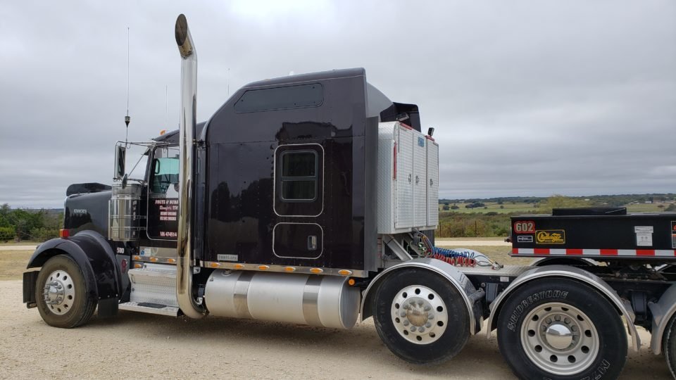 American Eagle Exhaust Stephenville Texas - Stainless Steel Truck Exhaust 30's Cut 21