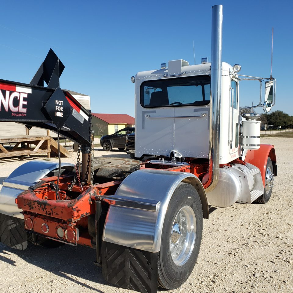 American Eagle Exhaust Stephenville Texas - Stainless Steel Truck Exhaust - Straight Cut 16