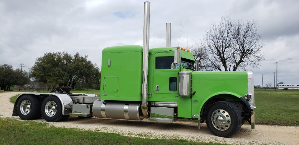 American Eagle Exhaust Stephenville Texas - Stainless Steel Truck Exhaust - Straight Cut 15