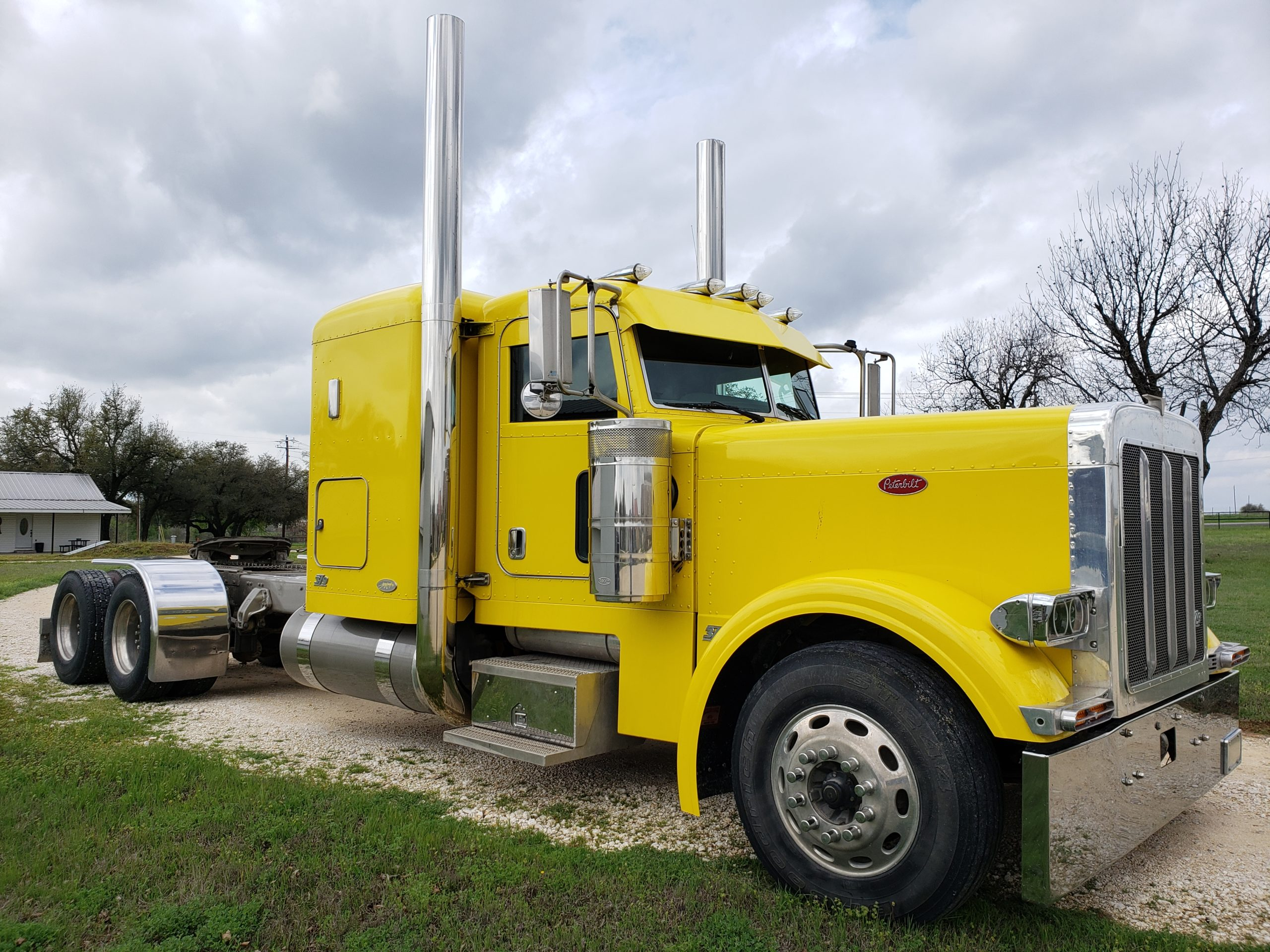 American Eagle Exhaust Stephenville Texas - Stainless Steel Truck Exhaust Kit Straight Cut 9