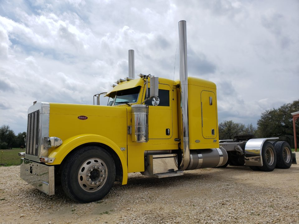 American Eagle Exhaust Stephenville Texas - Stainless Steel Truck Exhaust - Straight Cut 10