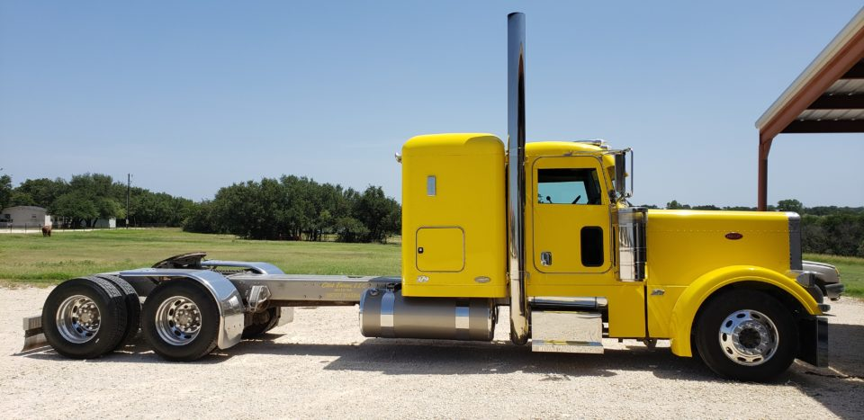 American Eagle Exhaust Stephenville Texas - Stainless Steel Truck Exhaust - Straight Cut 9