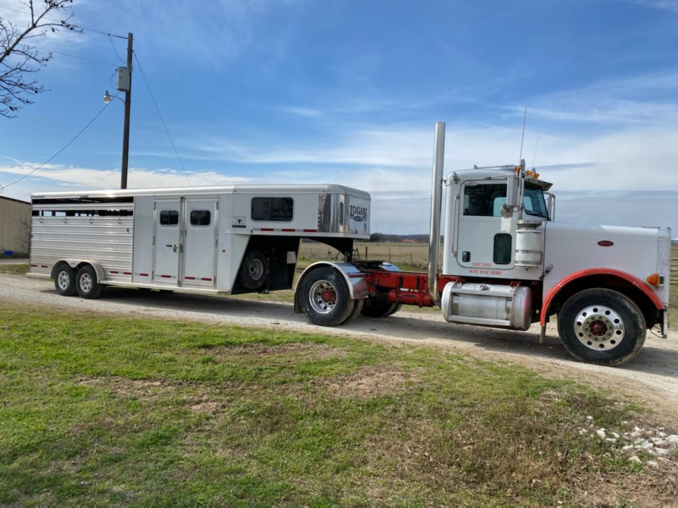 American Eagle Exhaust Stephenville Texas - Stainless Steel Truck Exhaust - Straight Cut 4