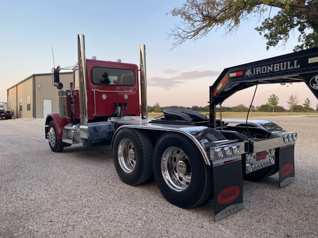 American Eagle Exhaust Stephenville Texas - Stainless Steel Truck Exhaust - Straight Cut 2