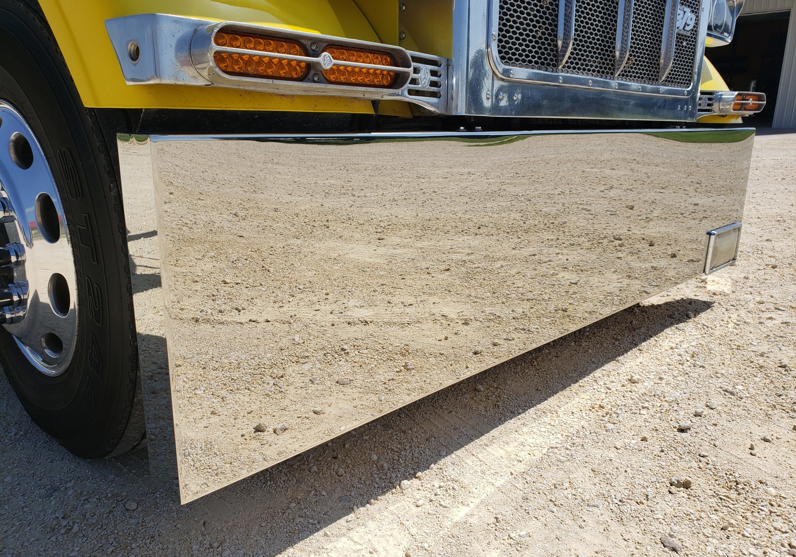 American Eagle Exhaust Stephenville Texas - Stainless Steel Truck Bumpers